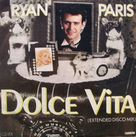 Ryan Paris - Dolce Vita (Extended Disco Mix)
