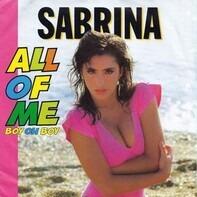 Sabrina - All Of Me (Boy Oh Boy)