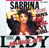 Sabrina - Lady Marmelade (Remix)