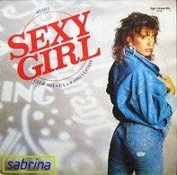 Sabrina - Sexy Girl (Remix)