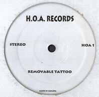 Sade - Removable Tattoo