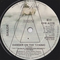 Sailor - Danger On The Titanic