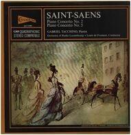 Saint-Saëns - Gabriel Tacchino , RSO Luxembourg (de Froment) - Piano Concerto No. 2 / Piano Concerto No. 5