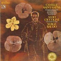 Saint-Saens, Aldo Ciccolini, Serge Baudo - Konzerte für Klavier und Orchester Nr.3 Es-Dur / Nr.5 F-Dur
