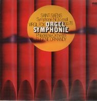 Saint-Saens (Ormandy) - Symphony No.3,, Philadelphia Orch, Ormandy, Virgil Fox