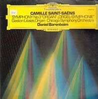 Saint-Saens - Symphony No.3 'Organ Symphony' (Barenboim)