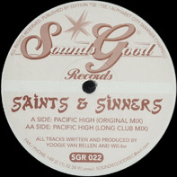 Saints & Sinners - Pacific High