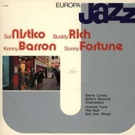 Sal Nistico / Buddy Rich / Kenny Barron / Sonny Fortune - I Giganti Del Jazz Vol. 81
