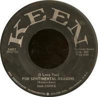 Sam Cooke - (I Love You) For Sentimental Reasons / Desire Me