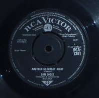 Sam Cooke - Another Saturday Night / Love Will Find A Way