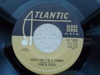 Sam & Dave - Hold On! I'm A Comin' / I Thank You