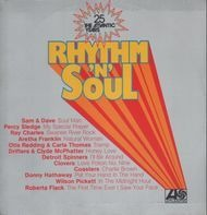 Sam & Dave, Coasters a.o. - Rhythm'n'Soul - 25 - The Atlantic Years