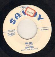 Sam Price And His Texas Bluesicians - Rib Joint / Tishomingo