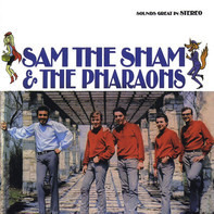 Sam The Sham & The Pharaohs - French 60's EP Collection