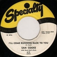 Sam Cooke - I'll Come Running Back To You / Forever