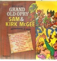 Sam & Kirk McGee - Stars Of The Grand Old Opry