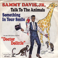 Sammy Davis Jr. - Something In Your Smile/Talk To The Animals