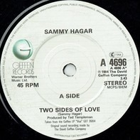 Sammy Hagar - Two Sides Of Love