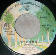 Sammy Johns - Friends Of Mine