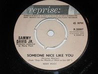 Sammy Davis Jr. - Someone Nice Like You
