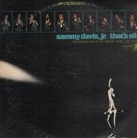 Sammy Davis Jr. - That's All!