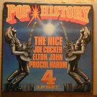 The Nice, Joe Cokcer, Elton John, Procol Harum - Pop History
