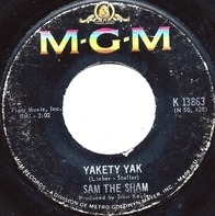 Sam The Sham - Yakety Yak