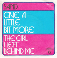 Sand - Give A Little Bit More