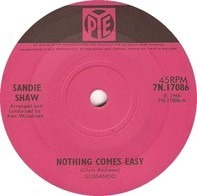 Sandie Shaw - Nothing Comes Easy
