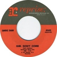 Sandie Shaw - Girl Don't Come / I'd Be Far Better Of Without You