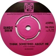 Sandie Shaw - Think Sometimes About Me