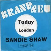 Sandie Shaw - Today / London