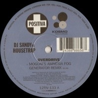 Sandy De Sutter Vs Housetrap - Overdrive