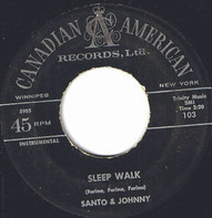 Santo & Johnny - Sleep Walk / All Night Diner