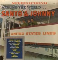 Santo & Johnny - Around The World With Santo & Johnny