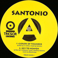 Santonio Echols - Clouds Of Thunder