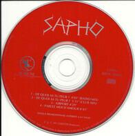 Sapho - De Quoi As Tu Peur?