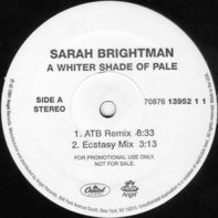 Sarah Brightman - A Whiter Shade Of Pale