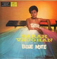 Sarah Vaughan - At The Blue Note