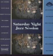 Fats Navarro, Roy Eldridge, Charley Ventura, etc - Saturday Night Jazz Session