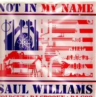 Saul Williams - Not In My Name EP