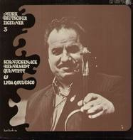 Schnuckenack Reinhardt Quintett & Lida Goulesco - Musik Deutscher Zigeuner 3