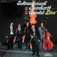 Schnuckenack Reinhardt Quintett - Schnuckenack Reinhardt Quintett Live