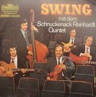 Schnuckenack Reinhardt Quintett - Swing Mit Dem Schnuckenack Reinhardt Quintet