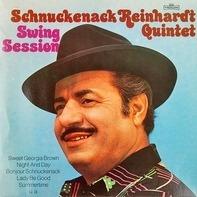 Schnuckenack Reinhardt Quintett - Swing Session