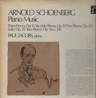 Schoenberg - Piano Music, Paul Jacobs
