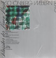Schönberg, Webern, Berg/ Tschechische Philharmonie, Josef Suk a.o. - Klassiker der Neuen Musik