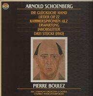 Schoenberg / Boulez - Works, Boulez, BBC Symph Orch & Chorus, Ensemble Intercontemporain