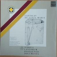 Schola Cantorum Basiliensis / Montserrat Figueras / Josep Benet / Joaquim Proubasta / Thomas Binkley - Cantigas De Santa Maria