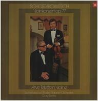 Schostakowitsch - Violinkonzert op.77; A. Tellefsen, Schwedisches Radio-Sinfonie-Orch., G. Bertini
